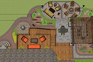 Executive Outdoor Living - Design Process on Executive Outdoor Living id=33732