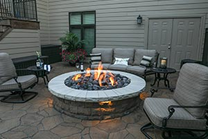 Executive Outdoor Living - Fire Features on Executive Outdoor Living id=66298