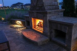 Executive Outdoor Living - Fire Features on Executive Outdoor Living id=19010