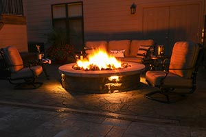 Executive Outdoor Living - Fire Features on Executive Outdoor Living id=53983