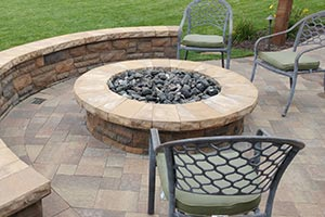 Executive Outdoor Living - Fire Features on Executive Outdoor Living id=58422